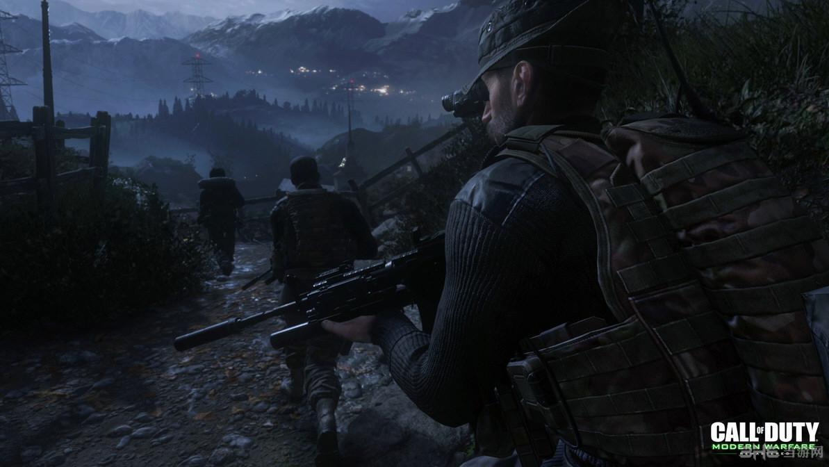 使命召唤4:现代战争重制版截图0