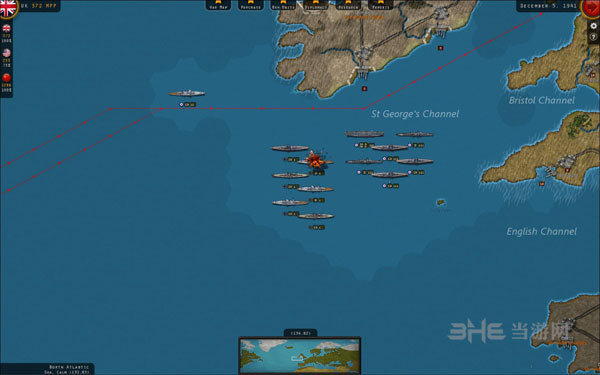战略命令WWII:欧洲战争截图0