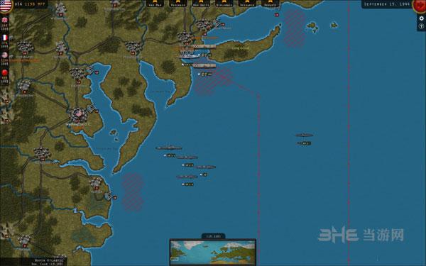 战略命令WWII:欧洲战争截图3