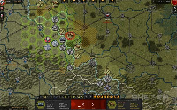 战略命令WWII:欧洲战争截图2