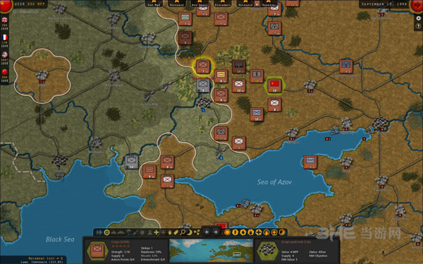 战略命令WWII:欧洲战争截图4