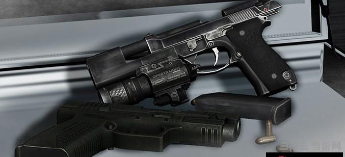 求生之路2收获日2伯莱塔M9双枪MOD截图0