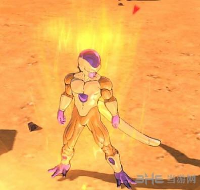 龙珠:超宇宙2暴力超2黄金弗利沙MOD截图3