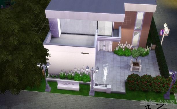 模拟人生4圣莫尼卡别墅MOD截图2