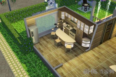 模拟人生4防日式温馨小屋MOD截图0