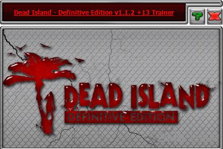 死亡岛:终极版十三项修改器截图0