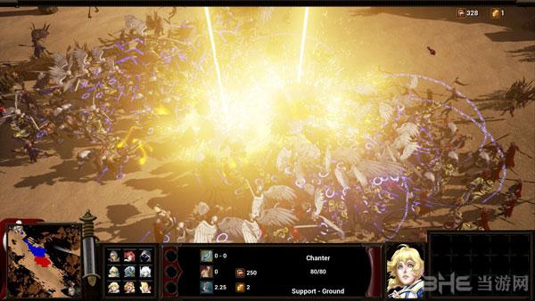 影子英雄:火焰复仇截图0