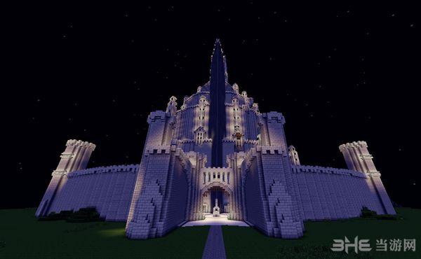 我的世界米纳斯蒂里斯城堡地图MOD截图2
