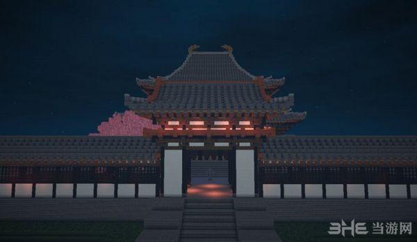 我的世界东大寺地图MOD截图2
