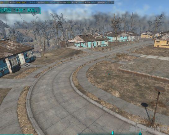 辐射4庇护山丘道路美化MOD截图2