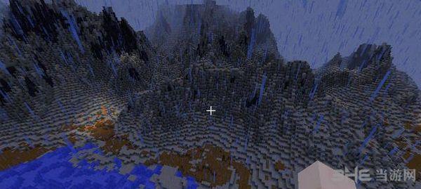 我的世界1.10.2火山地狱岛地图截图0
