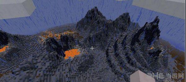 我的世界1.10.2火山地狱岛地图截图2