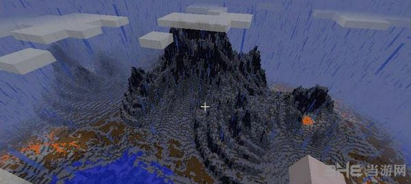 我的世界1.10.2火山地狱岛地图截图1