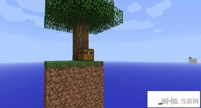 我的世界经典空岛生存MOD截图1