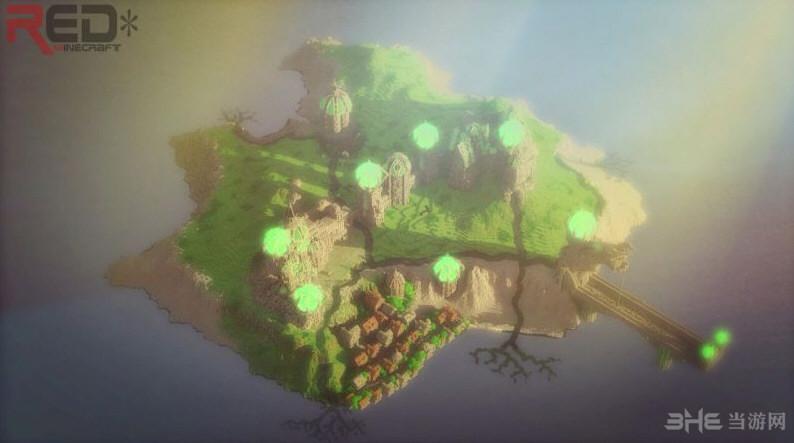 我的世界Island瑞德岛地图截图0