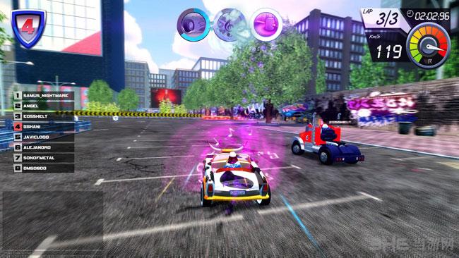 Wincars Racer截图1