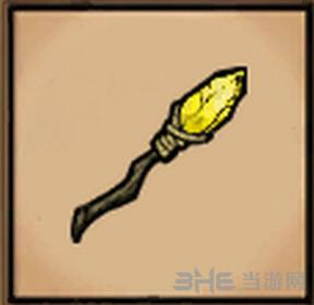 饥荒:联机版强力的黄金长矛MOD截图0