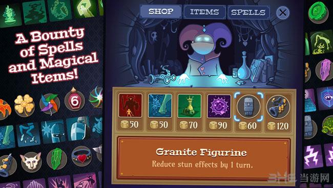 巫术纸牌截图3