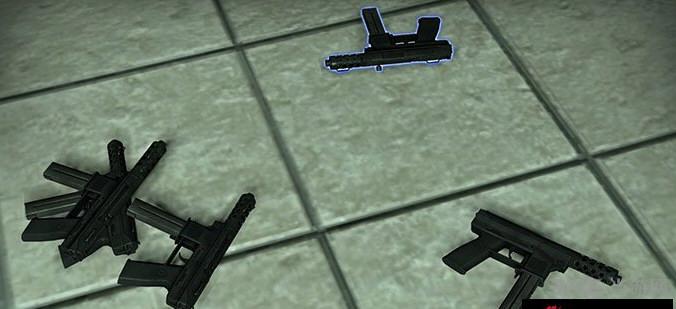 求生之路2传染病KG-9冲锋枪MOD截图1