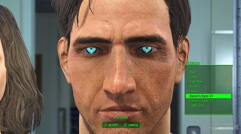 辐射4独立眼睛MOD合集截图0