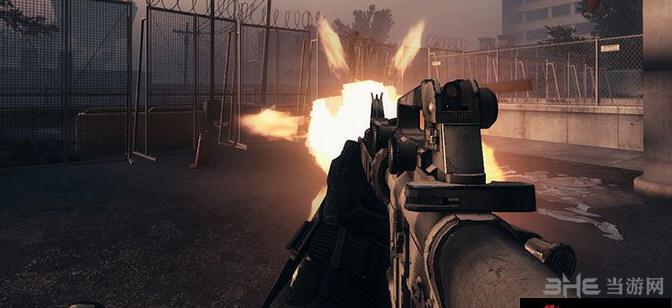 求生之路2闪光马斯塔M16A4枪械MOD截图0
