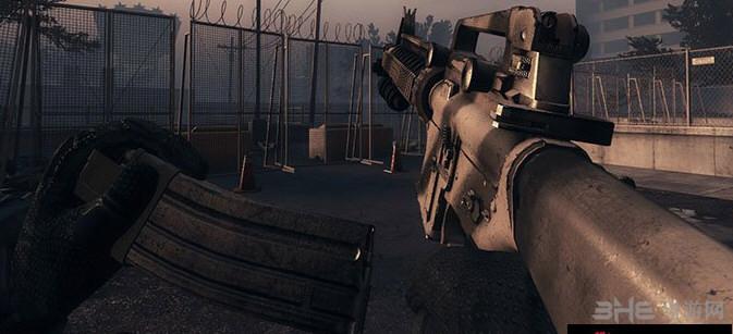 求生之路2闪光马斯塔M16A4枪械MOD截图1