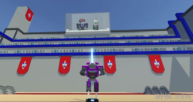机器人角斗场截图1