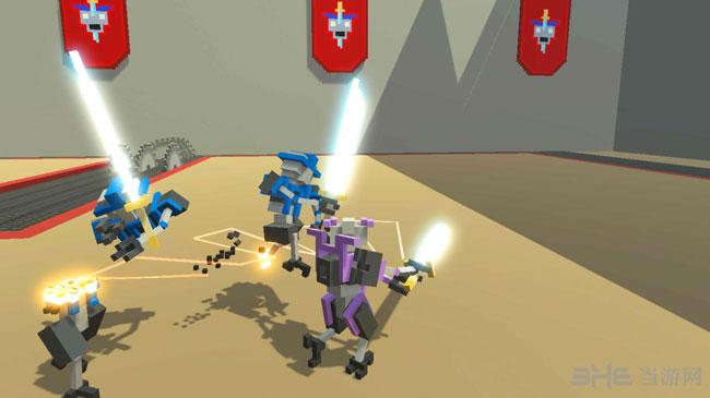 机器人角斗场截图2