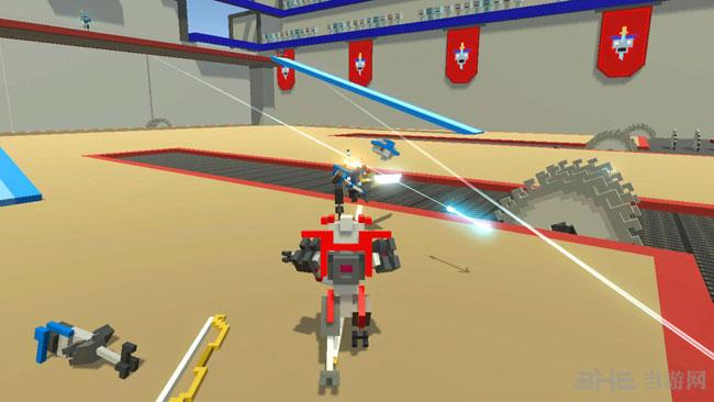 机器人角斗场截图3