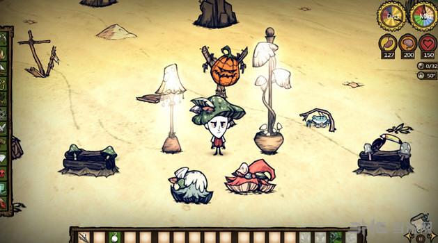 饥荒蘑菇家庭MOD截图0