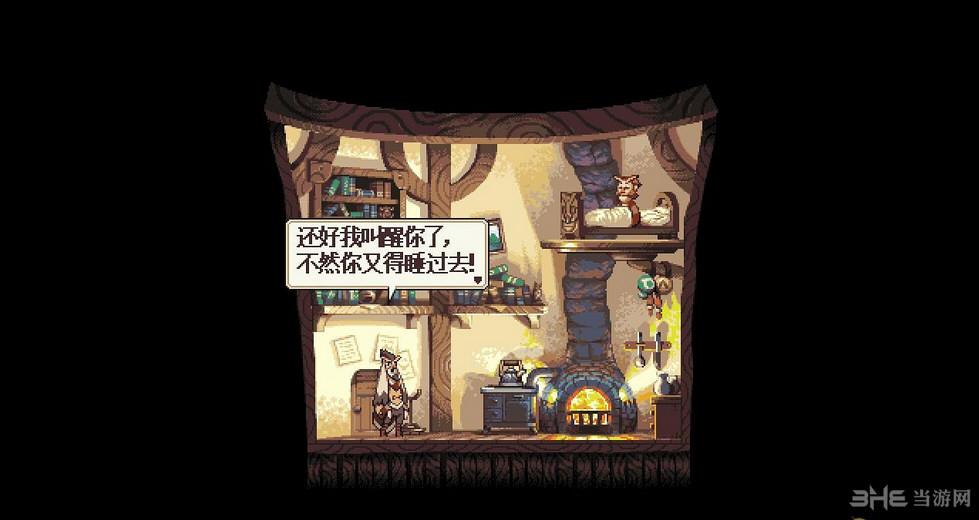 猫头鹰男孩简体中文汉化补丁截图2