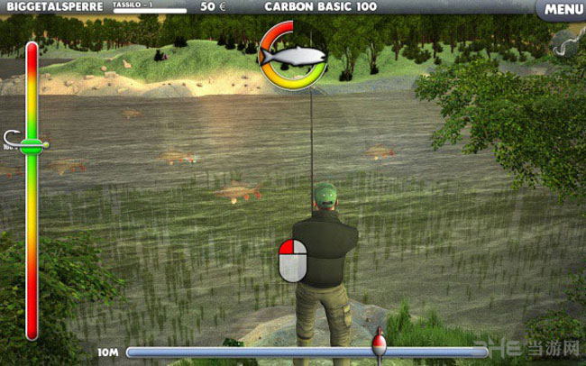 钓鱼游乐场截图3