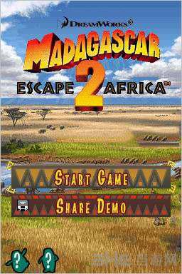 马达加斯加2:逃往非洲截图0