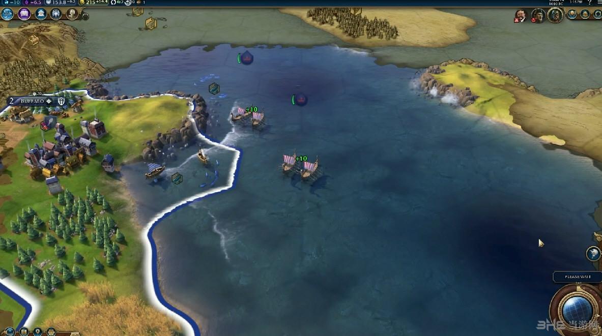 文明6地图各种资源产出增加MOD截图0