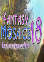 幻想马赛克18:探索新颜色(Fantasy Mosaics 18:  Explore New Colors)PC硬盘版