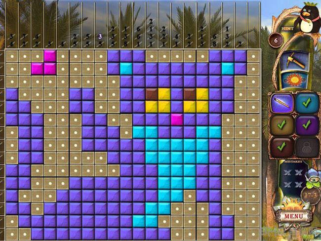 幻想马赛克18:探索新颜色截图0