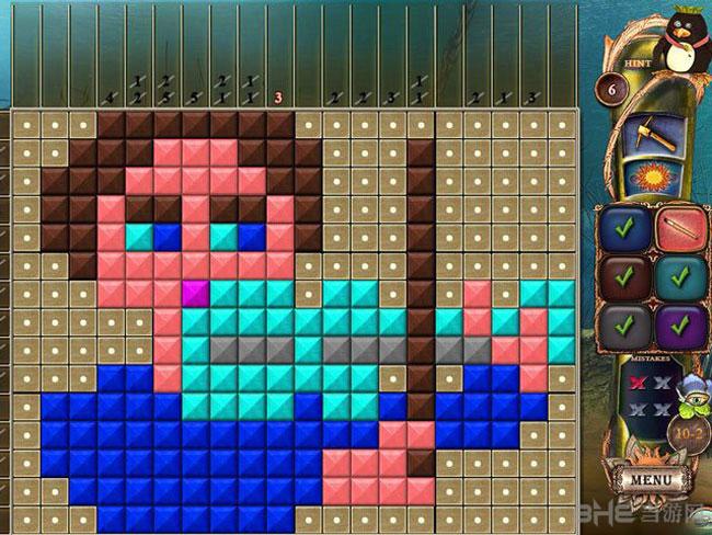 幻想马赛克18:探索新颜色截图1