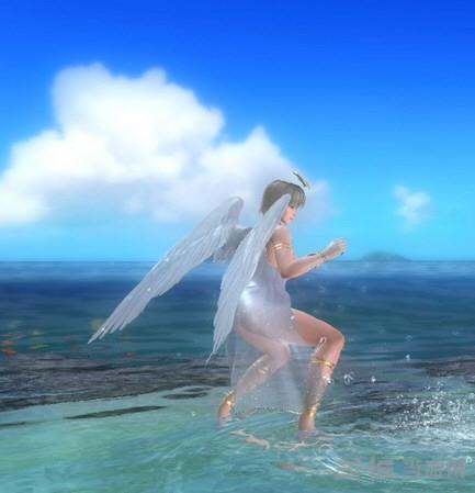 死或生5:最后一战铃音性感天使装MOD截图0