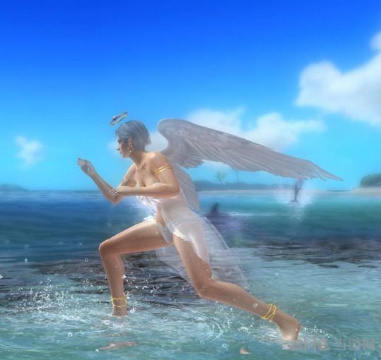 死或生5:最后一战克里斯性感天使装MOD截图0