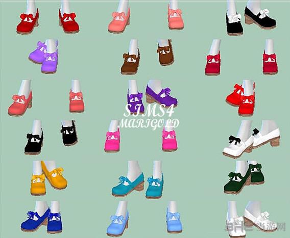 模拟人生4可爱的幼女鞋子MOD截图2