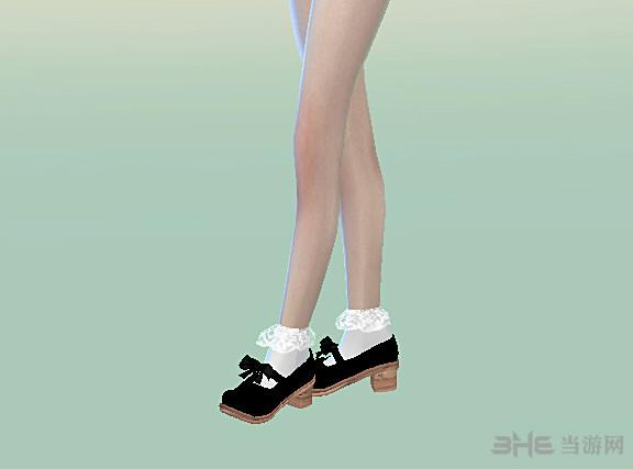 模拟人生4可爱的幼女鞋子MOD截图1