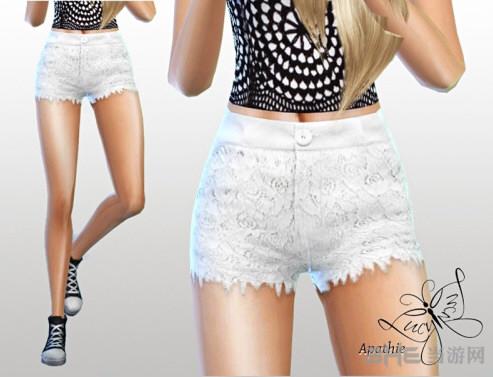 模拟人生4 3色性感短裤MOD截图2