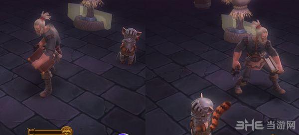 火炬之光2小英雄Ponya宠物MOD截图1