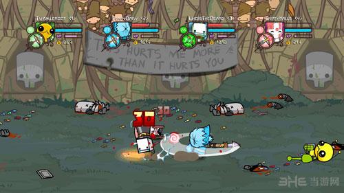 城堡毁灭者游戏截图