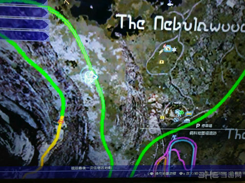 最终幻想15神秘纸片位置截图8