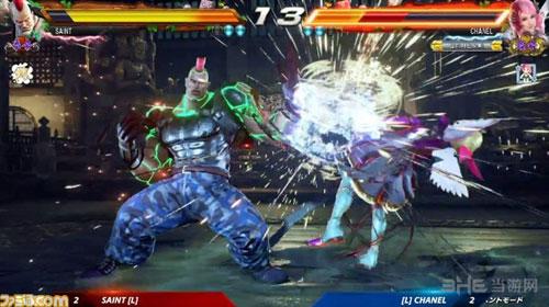 铁拳7游戏截图1