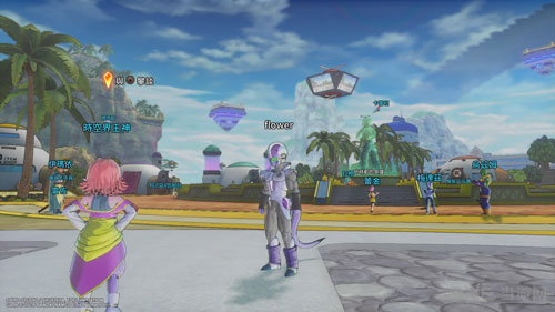 龙珠超宇宙2人物截图4
