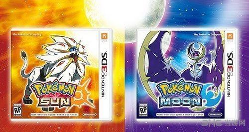 精灵宝可梦太阳月亮图片1