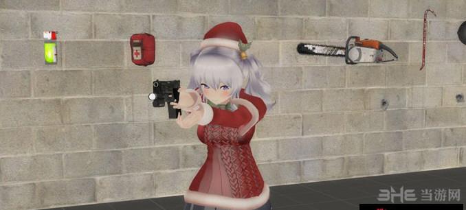 求生之路2圣诞装舰娘鹿岛MOD截图0