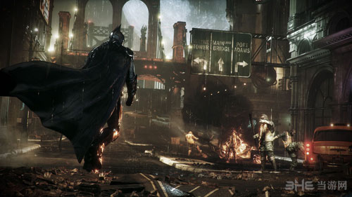 蝙蝠侠阿卡姆骑士截图3